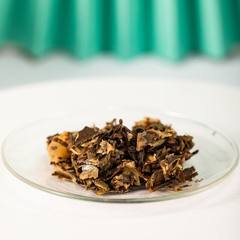 Organic Health Herbal Loose Leaves Golden Tin Packaging Set Rose White Tea - 4uTea | 4uTea.com