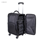 Special Designed Folding Cosmetic Case Easy To Go Travel Accessories Trolley Case Makeup Case