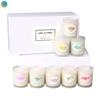 8 semll 8pcs gift box candle sets