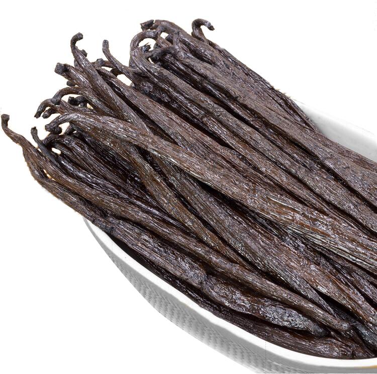 Высококачественные Ванильные бобы мадагаскарского класса А 14-18 см по хорошей цене