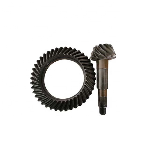 41X9 D35 4.56 D35-456 Crown and Pinion for Jeep TJ YJ Rear dana 35