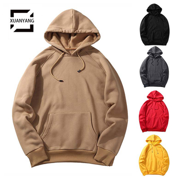 Brand Fashion Hooded Men's Clothes Autumn Sweatshirts Men Hip Hop Streetwear Hoodies