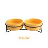 Yellow (Double Bowl Frame)