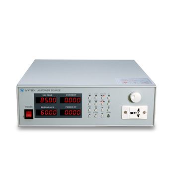 IVYTECH APS5000A 500VA 300V Factory Price RS232 Interface Digital Programmable AC Lab Variable Frequency Power Supply