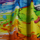 Cotton Print 95 Cotton 5 Elastic Cotton Lycra Fabric Factory Direct Your Own Design Digital Custom Print