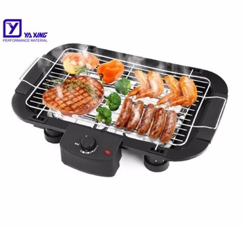 Traditional Style Steel Family Size and Less smoke electric japanese grill