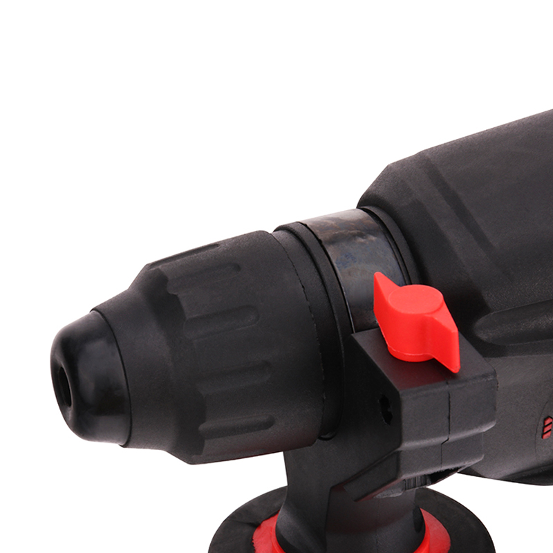 2021 NEW Model 2701 Ronix 3 Functions 26mm SDS Rotary Hammer Drill