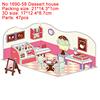 1690-58 Dessert house
