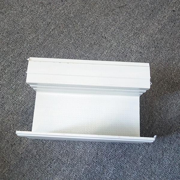 Стекловолоконный профиль, белый цвет, frp pultruded продукты