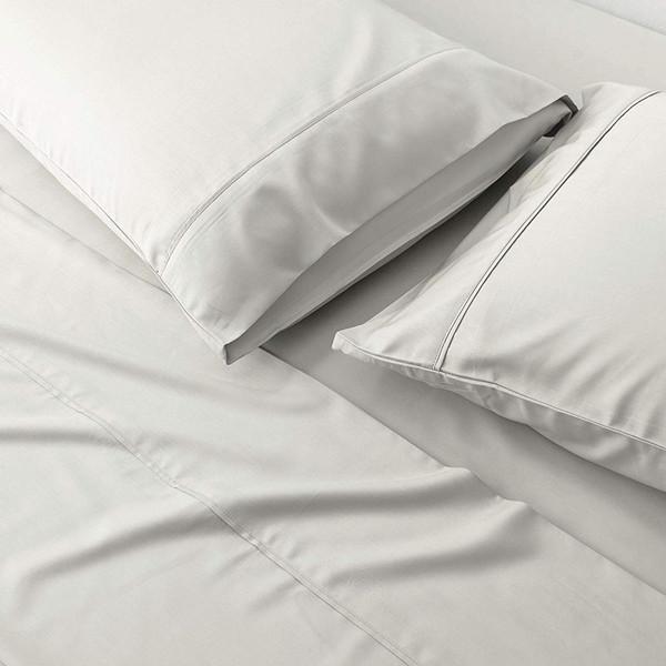 Мягкий на ощупь Комплект постельного белья из органического бамбука и простыни из бамбука
