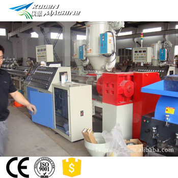 PS Photo Frames Extrusion Machine (polystyrene foamed profiles)