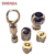 Zinc alloy custom leather bag metal hardware parts accessory