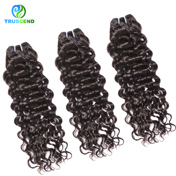 Hair Vendor Temple Human Hair Natural Raw Virgin Indian from India Wholesale Indian Unprocessed Wig India Remy Hair >=40%