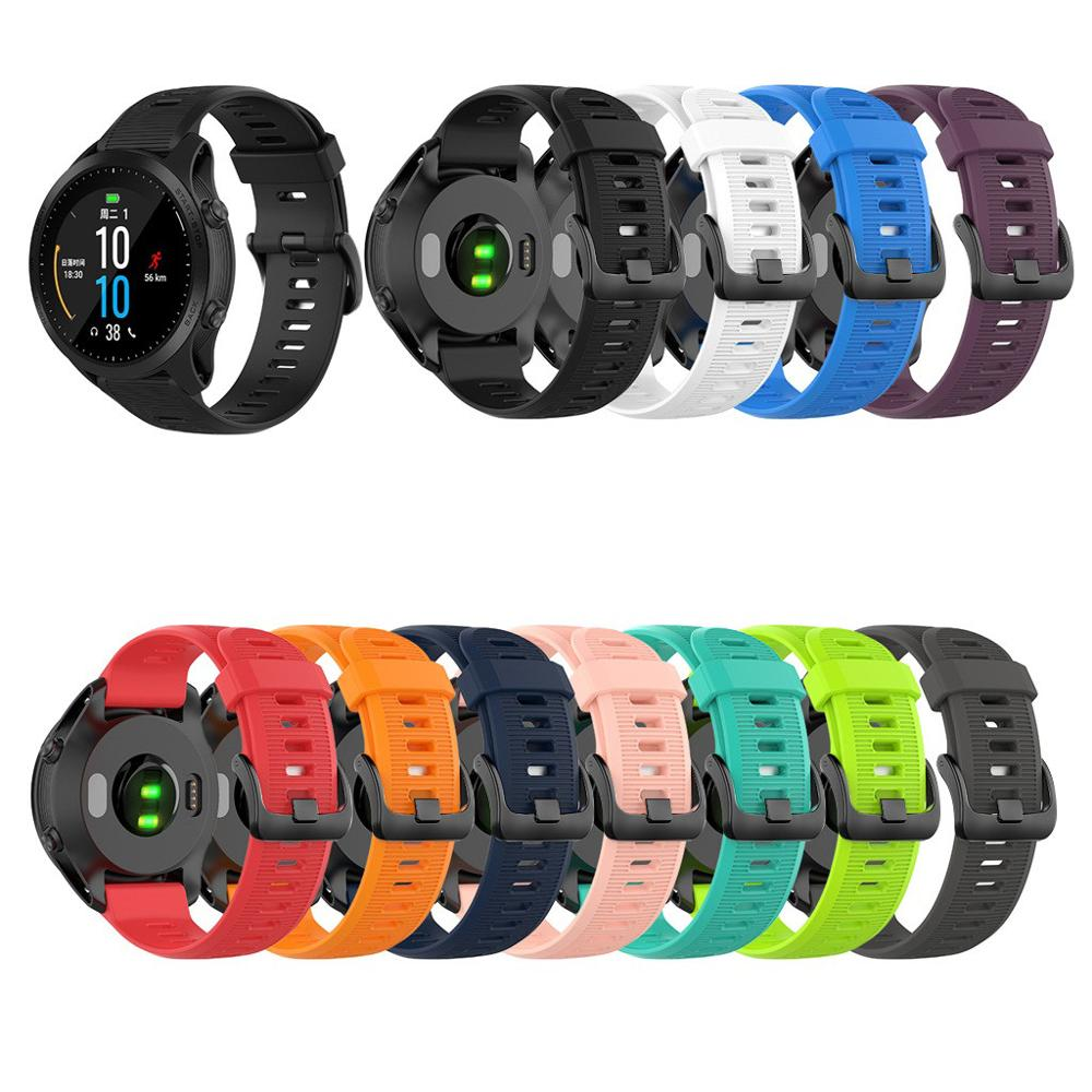 Replacement Wristband Strap Bracelet Silicone Band for Garmin Forerunner 935//945
