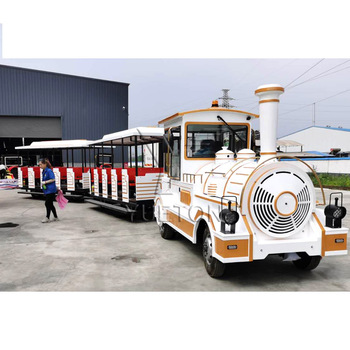 Popular Sightseeing Tourist Electric Trackless Train