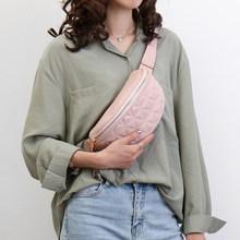 Одноцветные маленькие Поясные Сумки из искусственной кожи для женщин 2020 летние модные поясные сумки женские кошельки для телефона Женские ...(Китай)