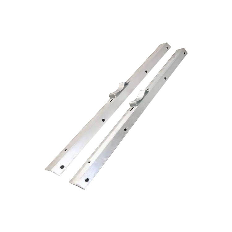 Galvanized channel steel pole cross arms for overhead power lines are of good quality