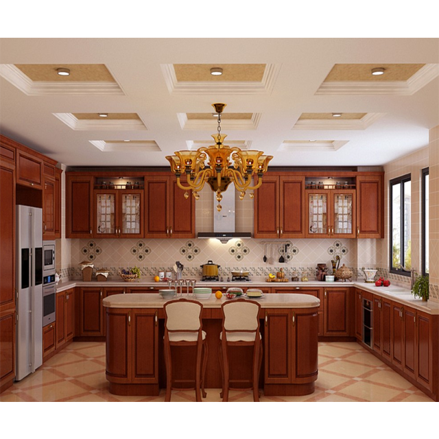 Kitchen Cabinet And Old Style Kitchen Cabinets And American Cherry Wood Solid Wood Wall Cabinets 1 Set Modern Antique Plywood D8 Buy American Wooden Kitchen Cabinet Kitchen Cabinets For Sale American Cherry Wood