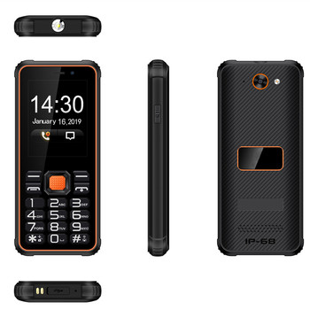 Low Price China OEM Mobile Phone F1 2500mAh Android Feature Phones MTK6261 Mobile