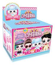 Оригинальная кукла EAKI, сделай сам, lol, детская игрушка с коробкой, головоломка, игрушки для девочек, детские куклы, подарок на день рождения, Р...(Китай)