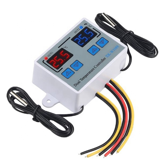 Digital Thermostat Temperature Controller for incubator Heating Cooling