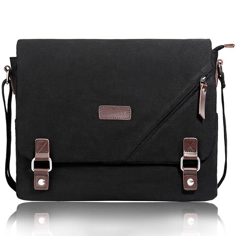 New Fashion Waterproof Durable Shoulder Crossbody Laptop Messenger bag for man