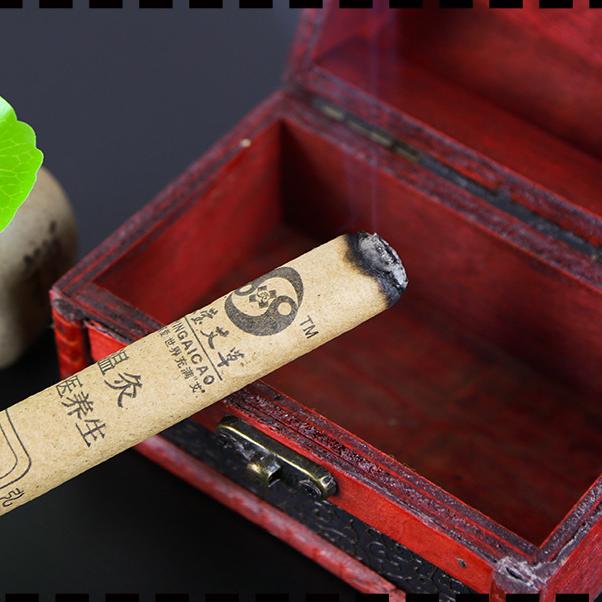 Оптовая продажа, высококачественные теплые палочки мокса, рулоны моксы ручной работы