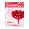 Red pomegranate mask
