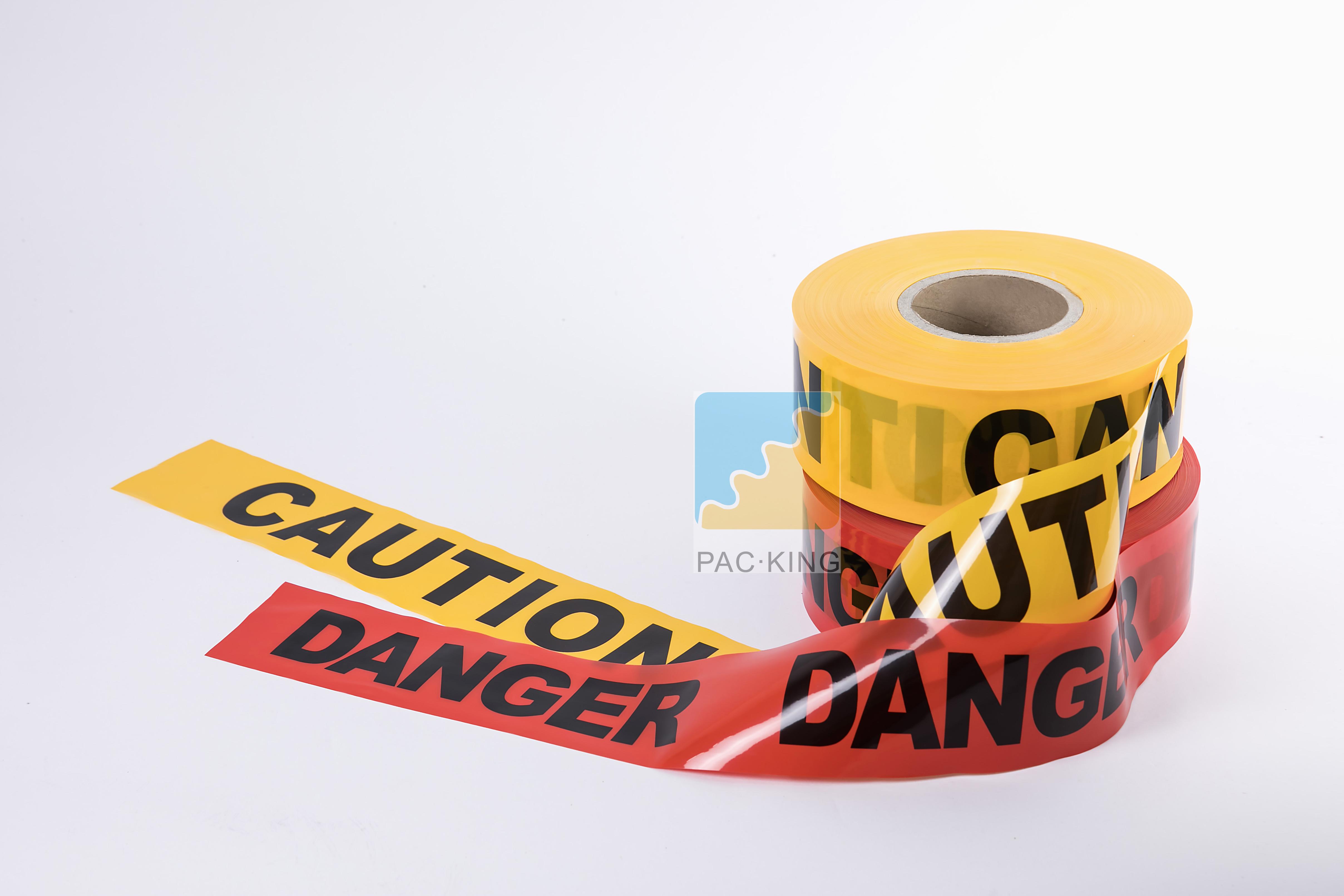 В стиле ретро высокого качества Светоотражающие PE предупреждающая пользовательские Баррикада осторожность оградительная лента