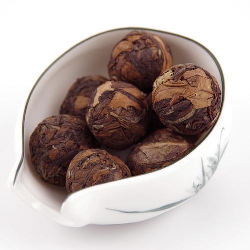 Chinese organic fuding label White Tea Dragon Pearl tea white tea balls - 4uTea | 4uTea.com