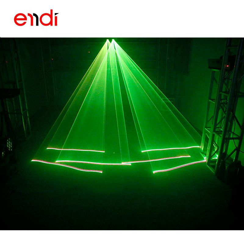 Профессиональное трехмерное лазерное освещение для сцены ENDI dxm512 с 2 отверстиями для дискотек и диджеев