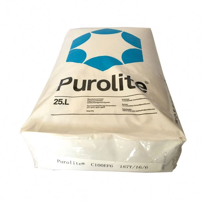 Sodium Purolite Mb400 Mixed Bed Ion Exchange Resin