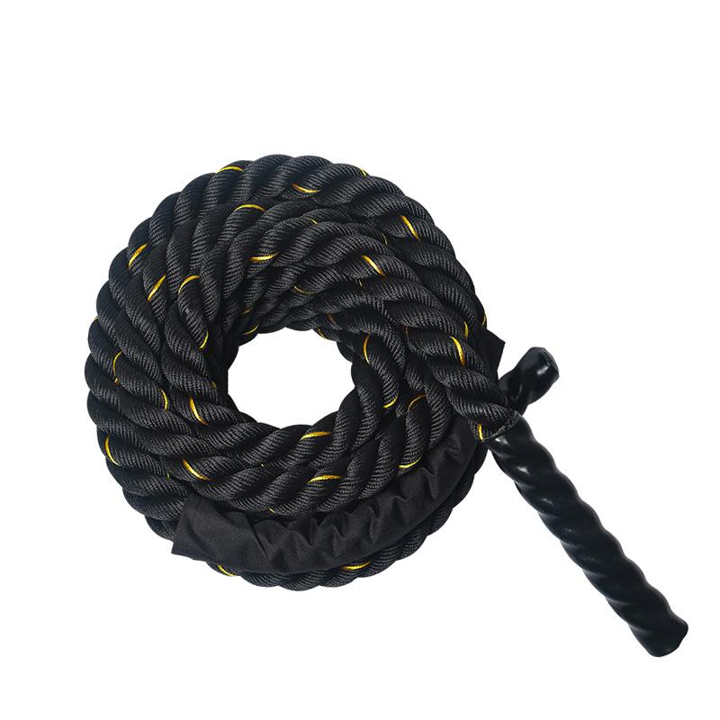 Безопасное и надежное оборудование для тренировок в тренажерном зале, Боевая веревка