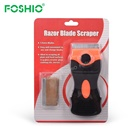 Tool Kit Mini Razor Scraper Tool Kit Wallpaper Film Remover Mini Design Scraper Household Tool Set