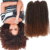 Marley bob Kinky Curl 3 pieces/pack 8 Inch Afro curly Twist Hair Synthetic Crochet Braiding Hair Extension