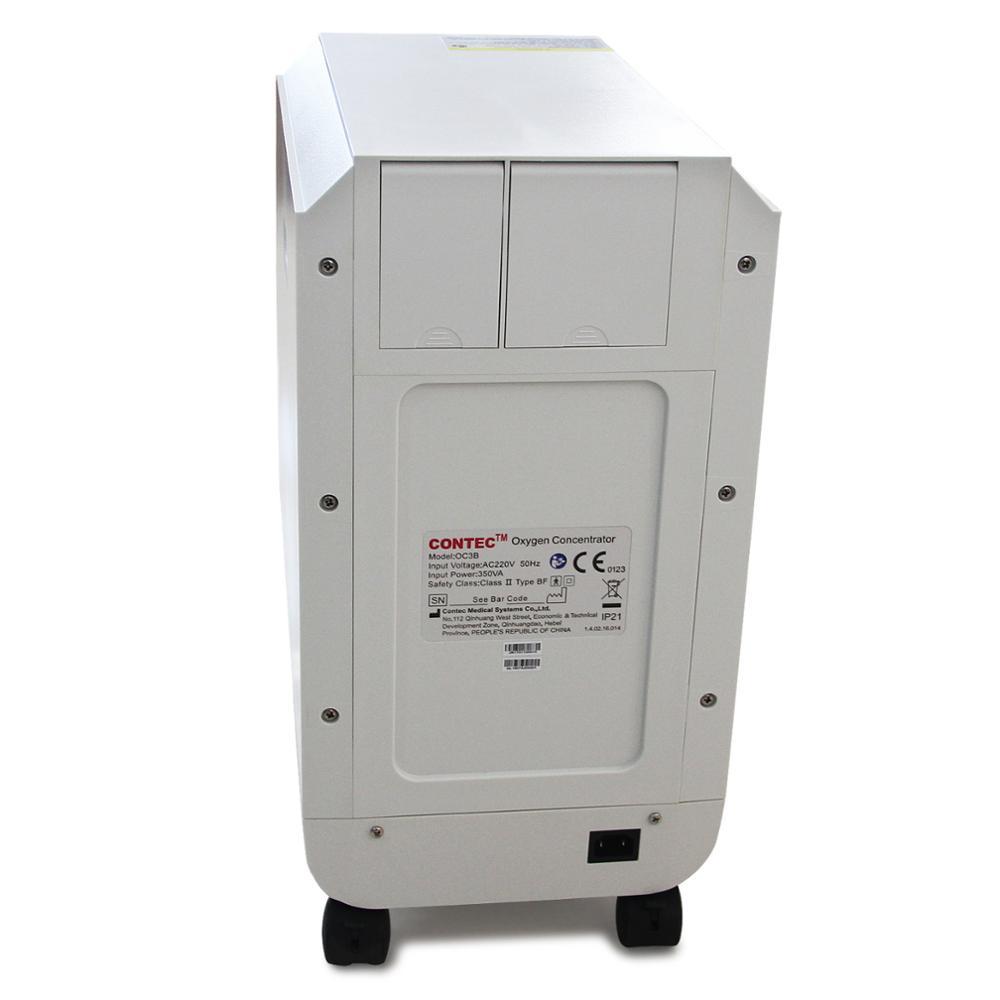 Медицинский портативный кислородный аппарат CONTEC CE OC3B, кислородный концентратор