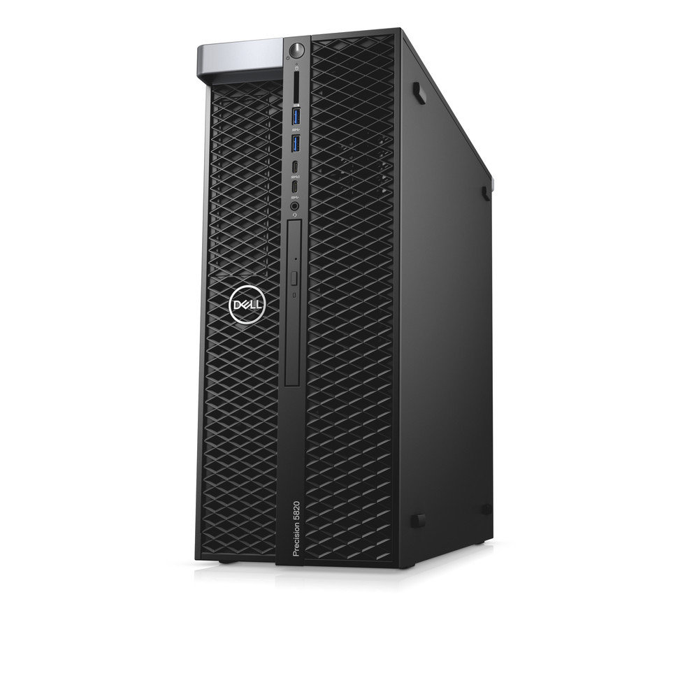 Online shopping dell Precision 5820 Tower workstation