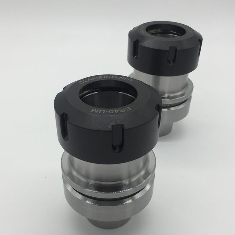 Quick change tool holder hsk 63 / HSK63F ER tool holder