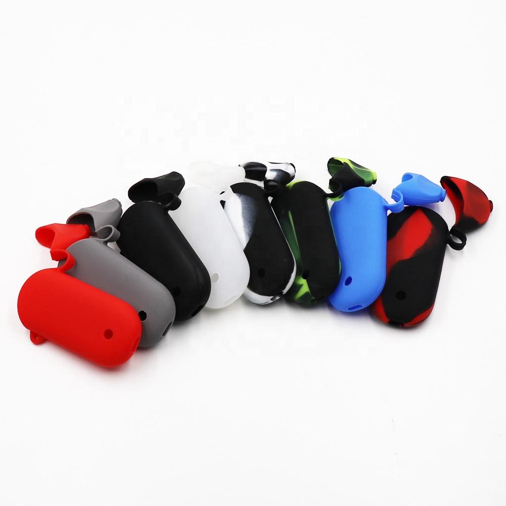 Lovekeke OEM Декоративная защитная крышка, силиконовый чехол, наклейка со шнурком и колпачком для набора электронных сигарет Renova Zero Pod