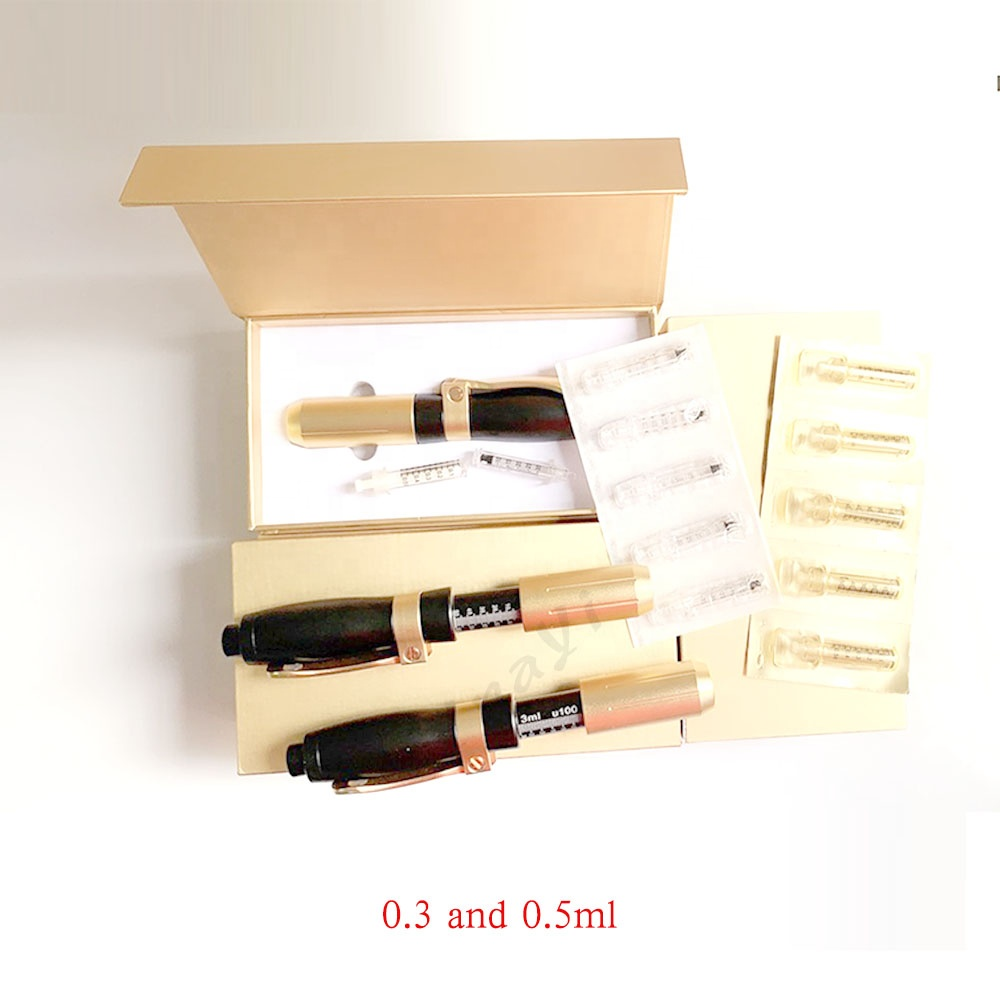 YanYi, пистолет для мезотерапии с гиалуроновой ручкой
