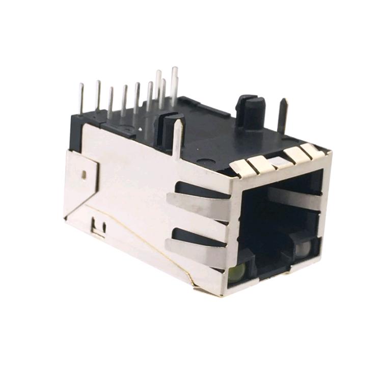 6 pin rj45 female connector 08b01x1t36f view machine