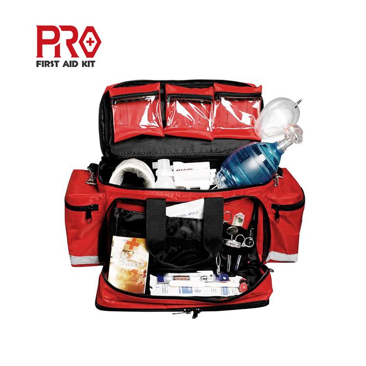 2019 высокого качества большой первым ЕМТ EMS ТРАВМЫ сумка укомплектованный первой помощи заполнить свет комплект