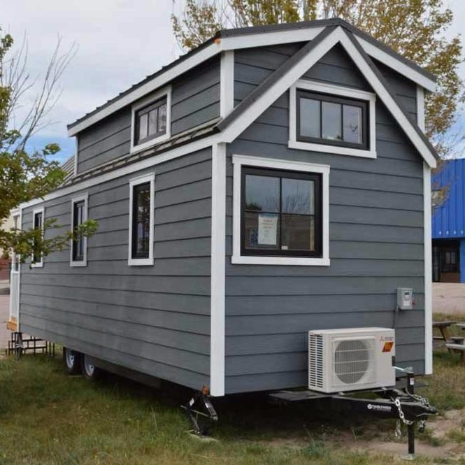 Cozy Prefabricated 1 Bedroom Tiny Cabin Wooden Cabin House Log Cabin For Camping Buy Prefab Tiny House Prefabricated Concrete Houses Tiny House Container Product On Alibaba Com
