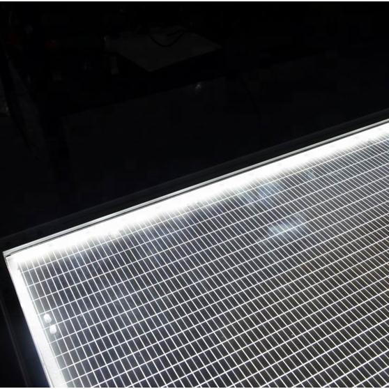 Fully customizable size/shape LED Modules Type flexible led light sheet
