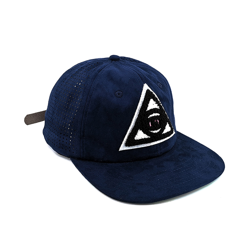 Slovenia Country Royal Blue White Letters Patch On Side Embroidered Hat Cap