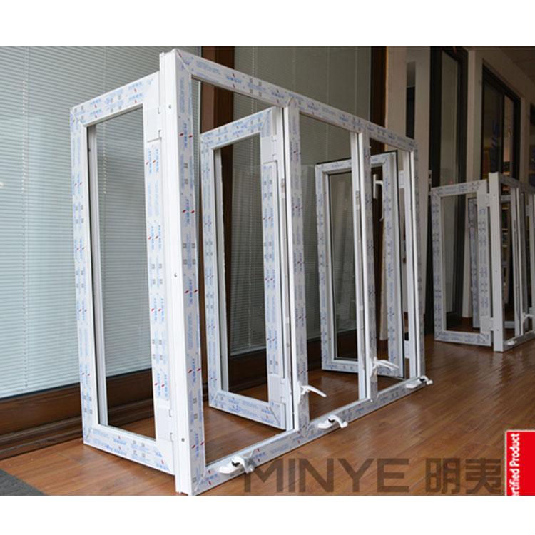 ПВХ-рамы, изогнутое окно из ПВХ для Таиланда