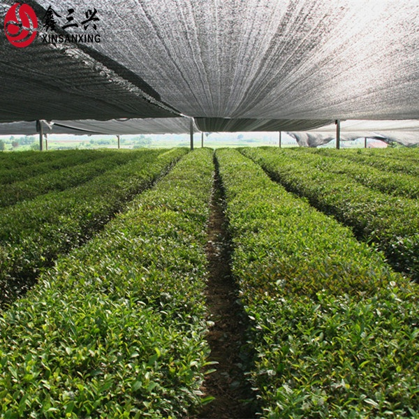 100% HDPE Malaysia agricultural black greenhouse sun shade netting/cloth/net