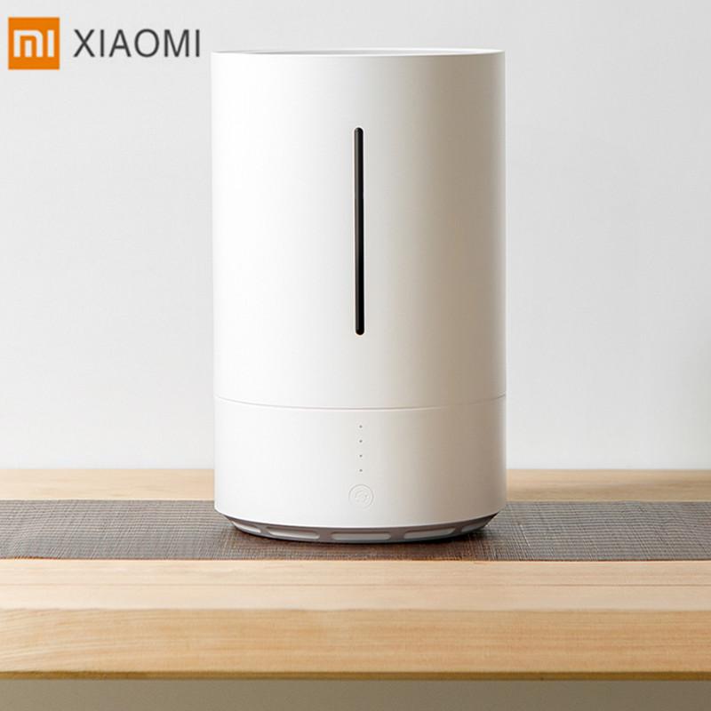 Original Xiaomi Smartmi Intelligent Ultrasonic Sterilizing Air Humidifier For Home Office 3.5 Large Capacity APP Control