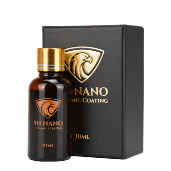 Best sale obvious effect 30ml brown bottle 9h nano car paint ceramic coating for oem available