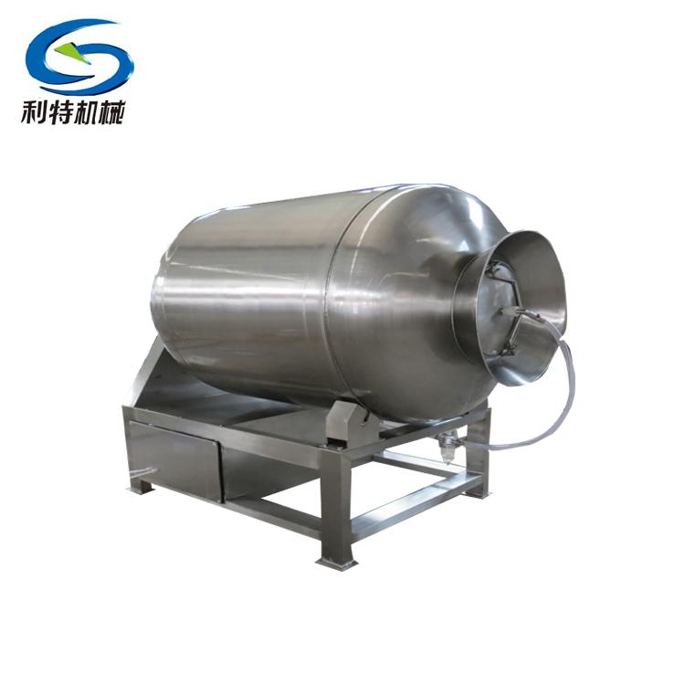 Vacuum tumbler mixer machine meat processing equipment
